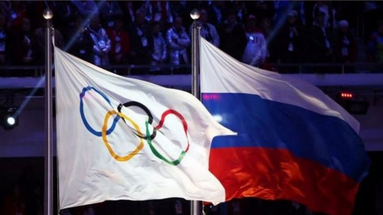 El Comité Olímpico decidió no suspender a los atletas de Rusia