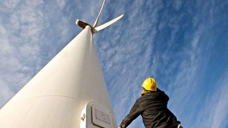 Una nueva ola de inversiones eólica  pisa en Chubut