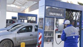 El 30% de aumento del precio de las naftas se tradujo en una caída importante de su consumo.