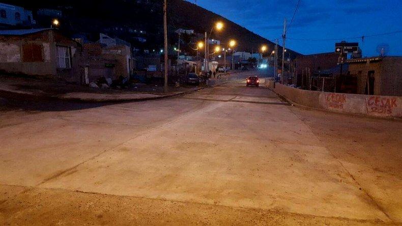 Quedó habilitado el Camino Centenario después de permanecer cerrado por seis días