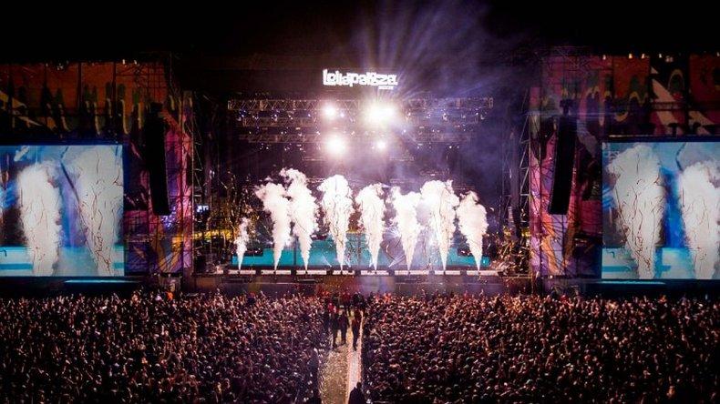 Ya se confirmó la fecha de la cuarta edición de Lollapalooza Argentina