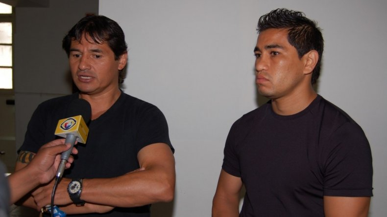 Robinson Zamora manifestó su enojo por la falta de apoyo