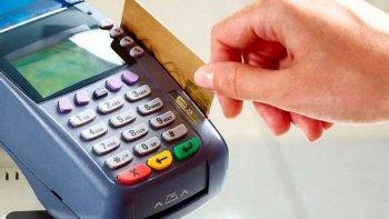 preocupacion de la camara de comercio por las comisiones de tarjetas de credito