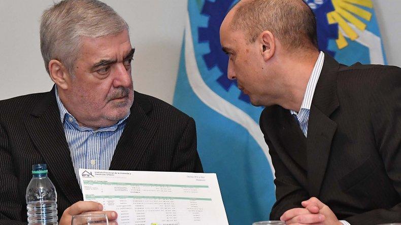 Das Neves confirmó 12 licitaciones para los próximos 15 días