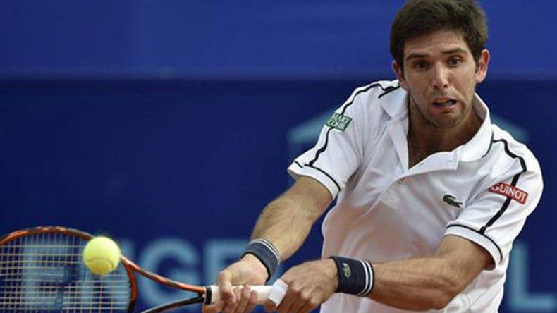 Federico Delbonis intentará hacer un buen papel en el ATP de Toronto.
