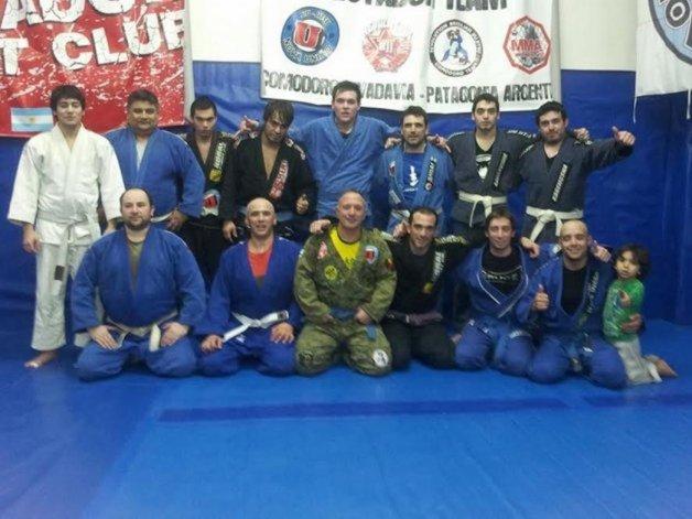 La primera fecha de la liga patagónica de Jiu-Jitsu será en Comodoro