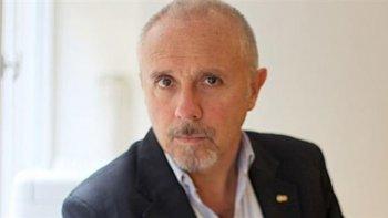 Vicente Laurenzo, vocero de la Confederación Argentina de la Mediana Empresa.