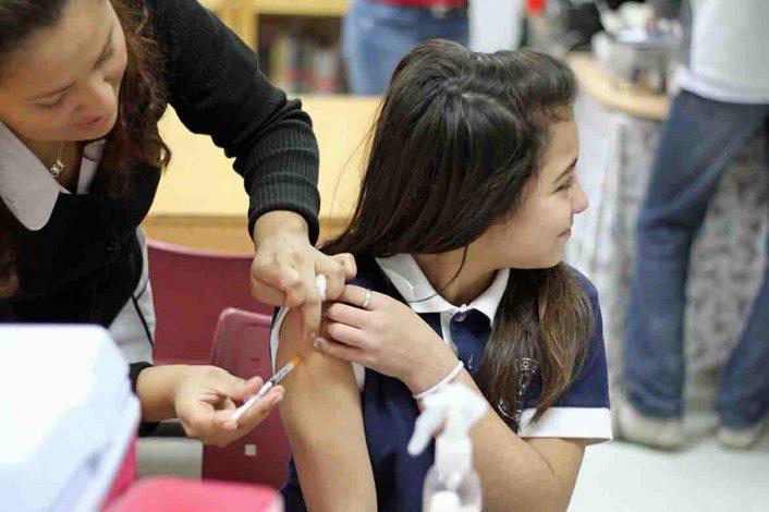 La campaña de vacunación contra la hepatitis se realizará hoy y mañana.