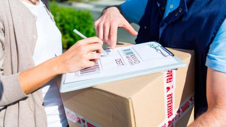 Los productos exentos de pagar impuestos en el puerta a puerta