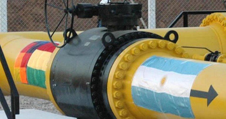 El Ministerio de Energía podrá autorizar exportaciones de gas temporarias