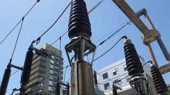 Corte de energía en nueve barrios de la ciudad