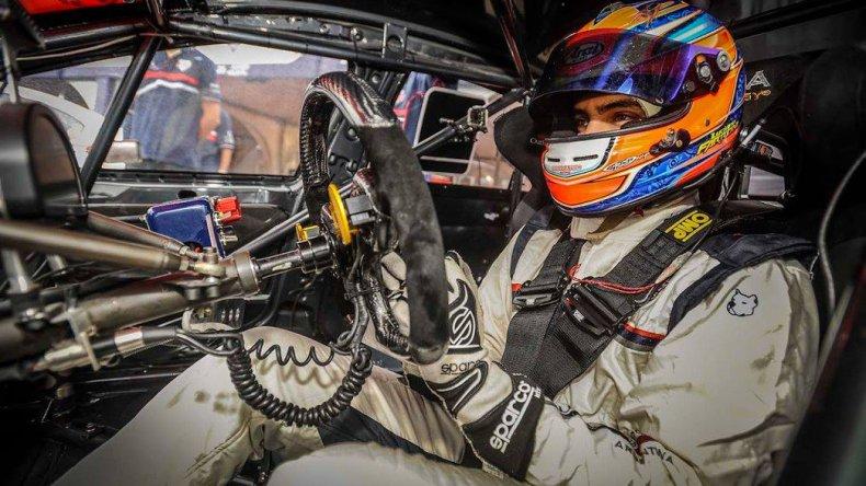 El comodorense Luciano Farroni estará junto al holandés Tom Coronel en los 200 Kilómetros de Buenos Aires.