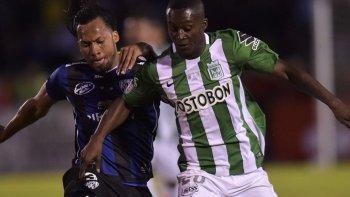 Independiente del Valle y Atlético Nacional se enfrentaron hace una semana en la altura de Quito y el partido terminó 1-1.