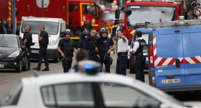 El ataque sacudió a Francia a 11 días del atentado de Niza que se cobró más de 80 vidas.