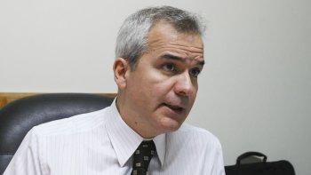 Alejandro Rosales, juez penal de Sarmiento.