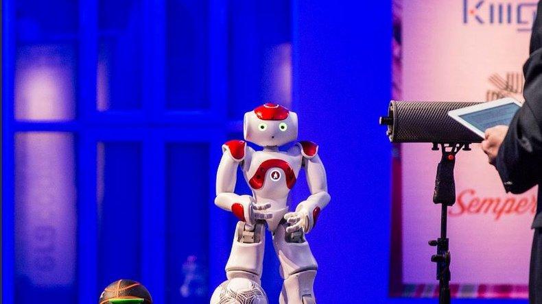 Gardelito: el robot argentino que puede mantener un diálogo con los humanos