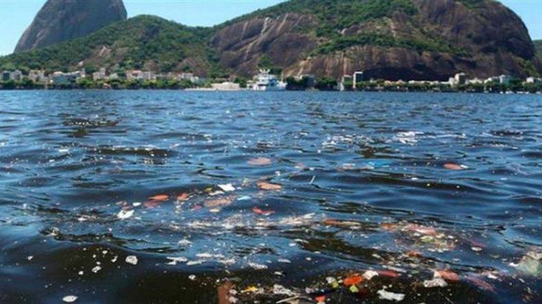 Los atletas nadarán literalmente en mierda humana en Río