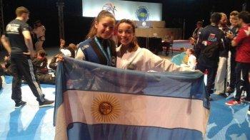 Leila campeona del mundo: esto es un orgullo tremendo