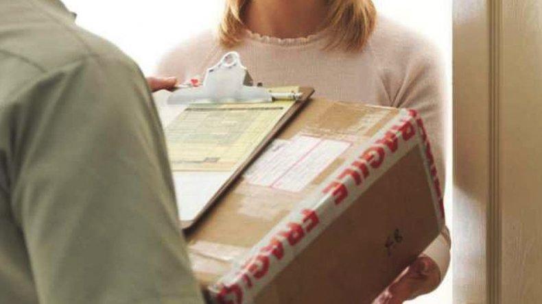 Hoy entra en vigencia el sistema de envíos puerta a puerta