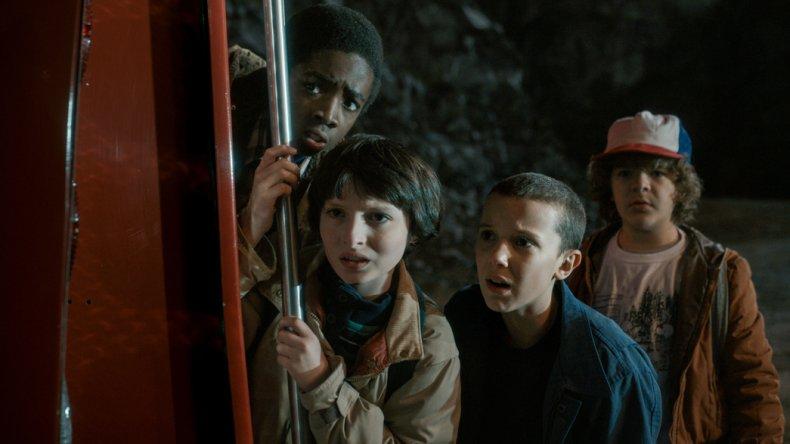 Netflix ya tiene un nuevo éxito con Stranger Things.