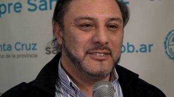 El secretario provincial de Trabajo, Teodoro Camino, se refirió a la situación gremial de APROSA que demanda ser llamada a paritarias.