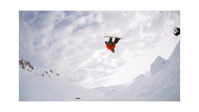El snowboard en su máxima expresión