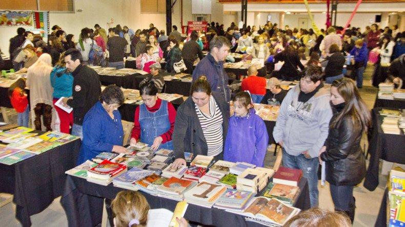 La nueva edición de la Feria del Libro comienza el próximo martes.
