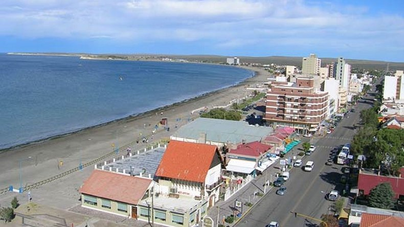 Con pedido de captura en Comodoro se paseaba por Puerto Madryn