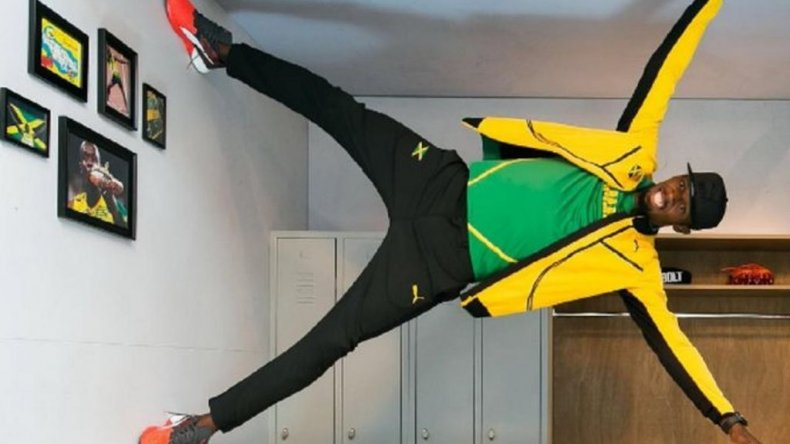 Usain Bolt llegó a Río de Janeiro y se sacó esta foto: ¿es real?