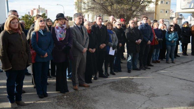 Se realizó el acto por el 151° Aniversario del Desembarco Gales en Chubut