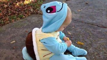 Cada vez hay más bebés con nombres de pokémon