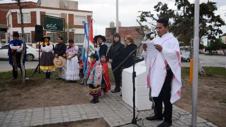 En representación del municipio