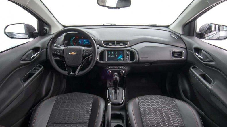 Chevrolet Onix y Prisma 2017 en el mercado local