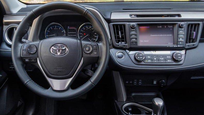Prueba Toyota RAV4, la renovación le sienta bien