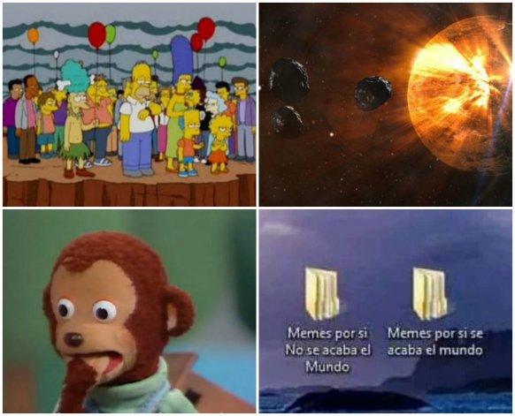Anunciaron el fin del mundo y las redes estallaron