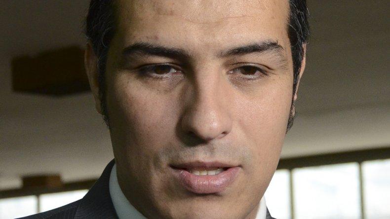 El ex intendente de Sarmiento
