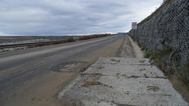 Vialidad terminó con los estudios en el camino Juan Domingo Perón