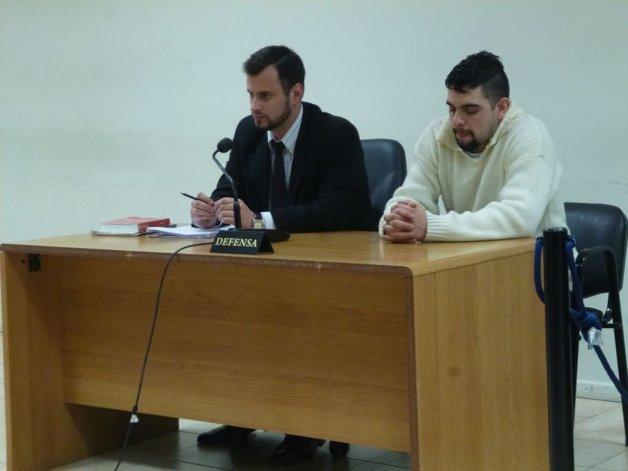Nahuel Uranga fue condenado por el homicidio de Oscar Torrico y el viernes se determinará la pena que deberá cumplir.