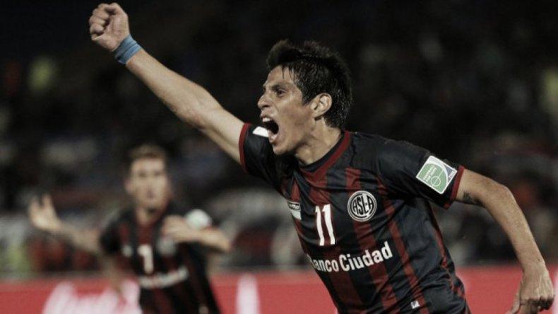 El comodorense Pablo Barrientos firmará en las próximas horas su contrato como nuevo jugador del Toluca de México.