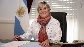 Invocando la necesaria renovación dentro del PJ, la senadora Nancy González no estará en la reunión de hoy en Madryn.