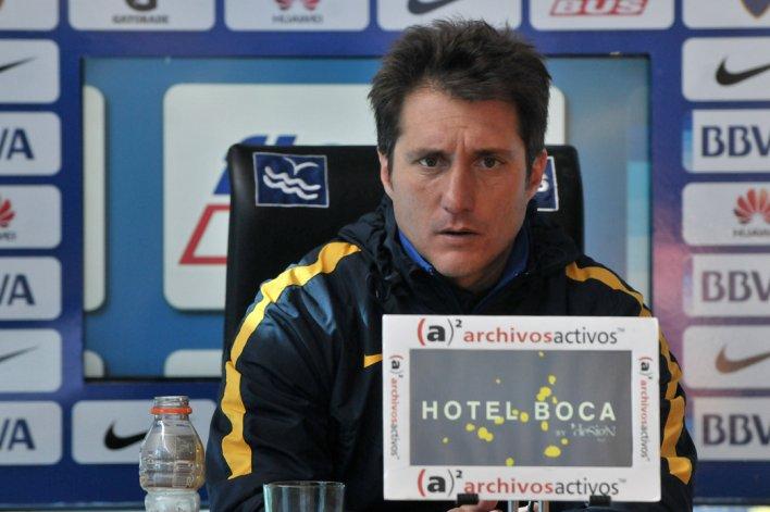 Guillermo Barros Schelotto habló de todo en una jugosa conferencia de prensa que brindó en Casa Amarilla.