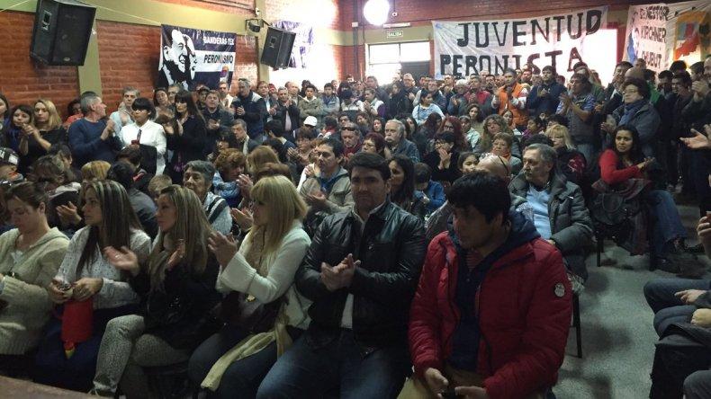 Camino al 2 de octubre, el PJ se  reunirá hoy en Puerto Madryn