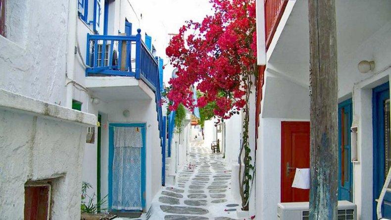 Es una de las ciudades más bellas que vale la pena recorrer a pie