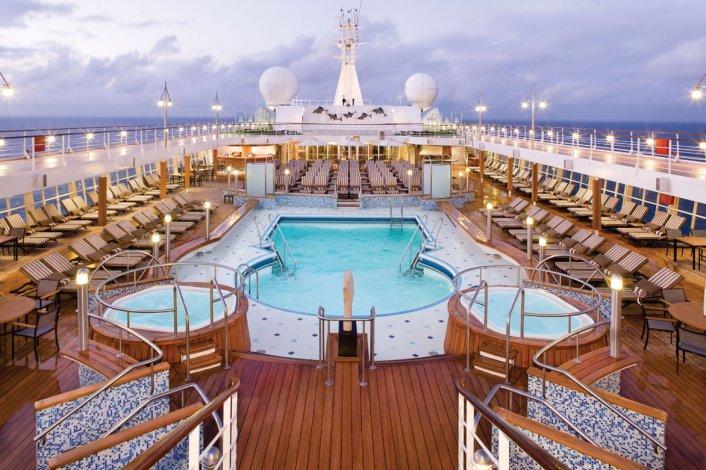Tanto en el interior como en el exterior del barco no se escatimó en gastos