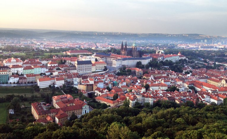 República Checa: entrada a Europa  del Este