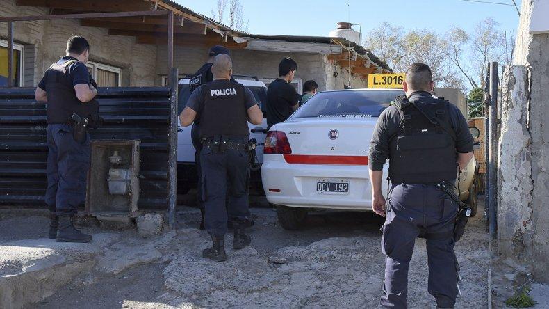 La policía detuvo ayer a Leonardo Cárdenas como sospechoso de la tentativa de homicidio de Maximiliano Ledesma.