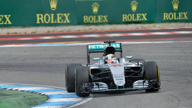 Lewis Hamilton se afianza como líder en la Fórmula 1.