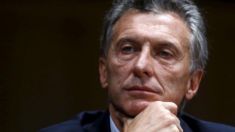 Mauricio Macri intentó despegarse del escándalo de los paraísos fiscales al decir que no tiene nada que ocultar.