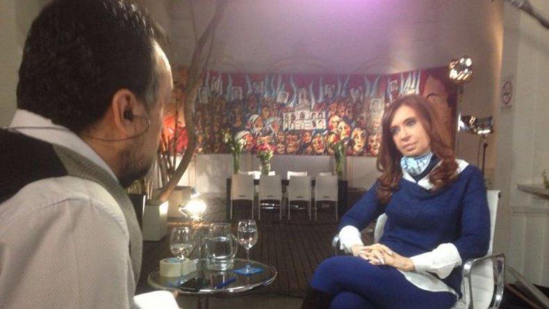 Alguien con el apellido Macri no puede hablar de patria contratista
