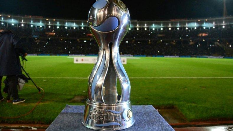 ¿Cómo se jugarán 16avos. de la Copa Argentina?